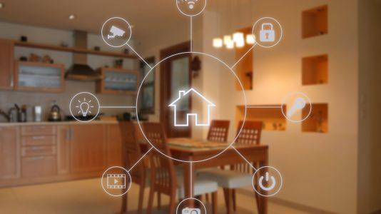Smarthome Automation Küche-Esszimmer